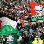 ¿Los aficionados del Celtic hicieron volar la bandera de Palestina