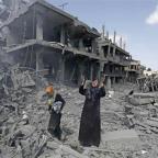 Israel Demuele más hogares palestinos que el año pasado.