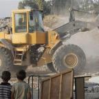 Israel Aumenta la velocidad de las actividades de asentamiento.