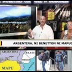 """El Estado Mapuche: la maniobra británica para dividir la Patagonia,Presencia israelí en la Patagonia: el peligro de """"Mochileros Sin Fronteras"""",Santiago Cuneo – NOTICIERO IMPERDIBLE!!!,Empresario suizo desvió el río Atuel y creó una laguna en su predio."""