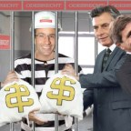 Macri, Schiaretti y Caputo traspasaron 260 millones de dólares del ANSES a Odebrecht.
