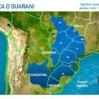 Privatización del acuífero Gauraní, nuestra mayor reserva de agua será de Coca cola o Nestlé.