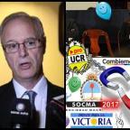 SALUD PÚBLICA. El ex ministro Daniel Gollán denuncia su vaciamiento y destrucción,El kirchnerismo voltea castillos de arena.
