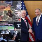 Israel está enojado y triste porque los líderes occidentales aún tienen que iniciar la Tercera Guerra Mundial en Siria,Un impactante informe indica que los socios de Trump y los grupos de justicieros relacionados a ISIS intentan dar un golpe de Estado en Indonesia,SECRETARIO DE DEFENSA ESTADOUNIDENSE, MATTIS EN ISRAEL PARA HABLAR 'IRÁN, IRÁN, IRÁN.