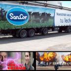 """El Gobierno """"salva"""" a SanCor a cambio de flexibilizar a todos los trabajadores lácteos,Wall Street Journal: Jared Kushner tiene lazos con Goldman Sachs y George Soros,NWO matones y los satanistas: La amenaza más grande en la tierra es … Rusia!."""
