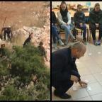 Soldados israelíes capturados en la cinta Miran A colonos como tiran piedras a los palestinos,Israel Pone banqueros en las aulas para enseñar Finanzas y Economía.