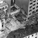 """ATENTADOS: """"Tanto en la Embajada como en la AMIA los dirigentes no murieron porque supieron que venían los bombazos"""", afirma director de periódico judío"""