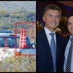 Exclusivo: imágenes de Maldonado en camioneta de Gendarmería con sus captores, y más falsedades por parte de esta, EL LLAMAMIENTO Argentino Judío denuncia la infame alianza entre Cambiemos y la DAIA