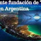 """INFORME ESPECIAL: INMINENTE FUNDACIÓN DE """"NUEVA ISRAEL"""" EN ARGENTINA,DE VIDO PRESO, JUEGUITO PARA LA TRIBUNA."""