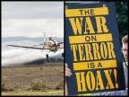 MAS CONTAMINACIÓN: EL SENASA AUTORIZA USAR AGROQUÍMICOS PARA COMBATIR LAS LANGOSTAS,Terror fabricado en Nueva York: ¡los estadounidenses están siendo engañados!
