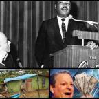 Martin Luther King y el fraude de Israel, LA ADMINISTRACIÓN DE TRUMP LE DICE A PUERTO RICO QUE ES DEMASIADO RICO PARA AYUDAR CON DINERO,ESPECIALES:DIME QUIEN TE PROMUEVE Y TE DIRÉ CUAL ES LA VERDAD- LA FARSA DEL CALENTAMIENTO GLOBAL CREADO POR EL SIONISMO INTERNACIONAL.