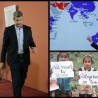 Peña salió al rescate de su 'pollo' Cuccioli por el patrimonio offshore,Netanyahu, envuelto por el escándalo en casa, recibe la bienvenida del héroe en el AIPAC,¿Los niños yemeníes, como los niños palestinos, son hijos de un Dios menor?.