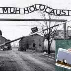 """El Holocausto como lavado de cerebro por trauma en el Nuevo Orden Mundial,PUBLICACIÓN DESTACADA Funcionarios de EE. UU. Llaman a Netanyahu Informe del Almacén Atómico Secreto de Irán """"engañoso""""."""