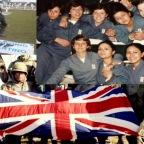 Las veteranas de Malvinas que también reclaman reconocimiento,HOY MAS QUE NUNCA…MALVINAS VOLVEREMOS,Ex combatiente fue detenido en Malvinas por mostrar una bandera argentina.
